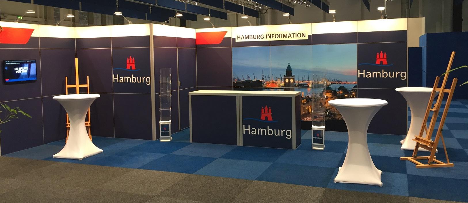 Messe-Service   Hamburg Marketing GmbH